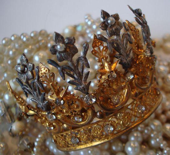 every girl needs a tiara.