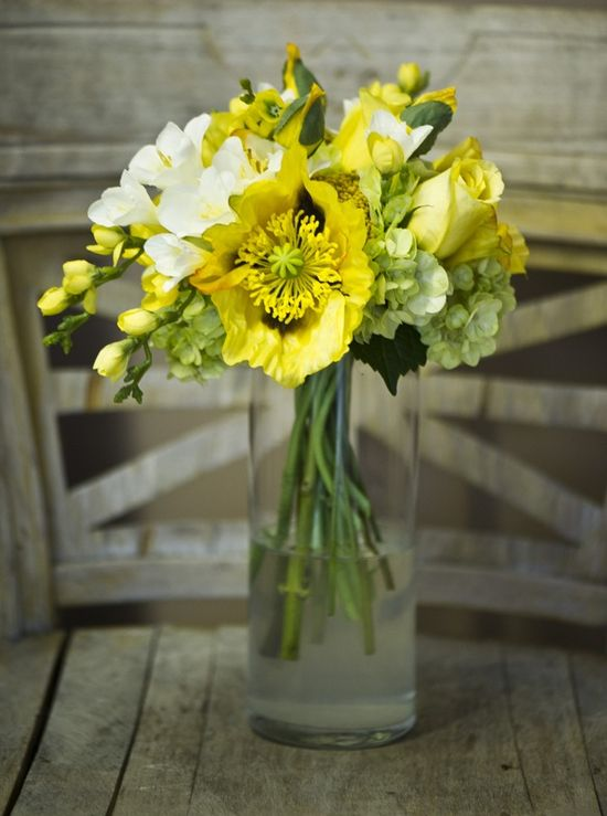 Yellow bouquet (JBe Photography)