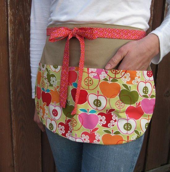 Another teacher apron.