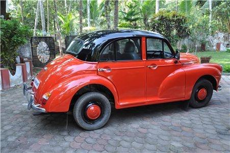 1950 Morris Minor