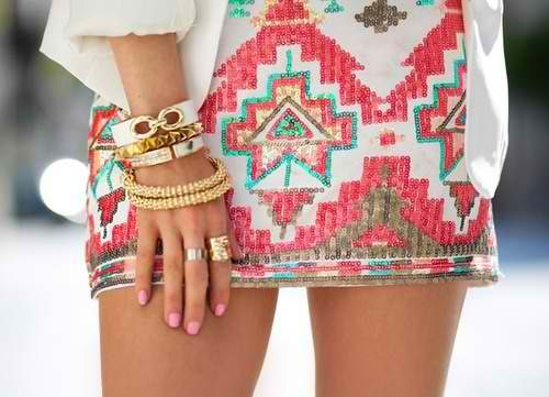 that skirt! love!