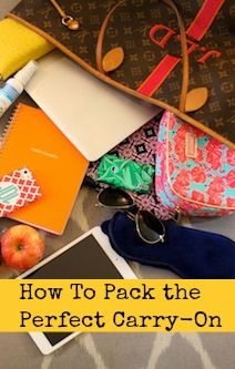 A must-read for the frequent flyer! #travel #tips