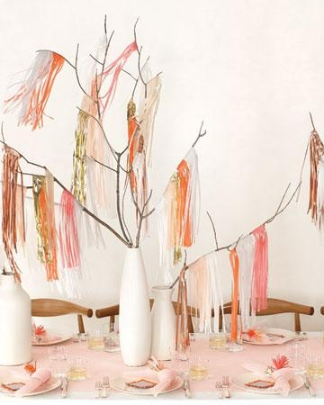 10 fabulous fringed ideas for your wedding decor