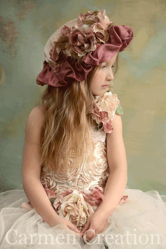 Fairy Garden Dress. $185.00, via Etsy.