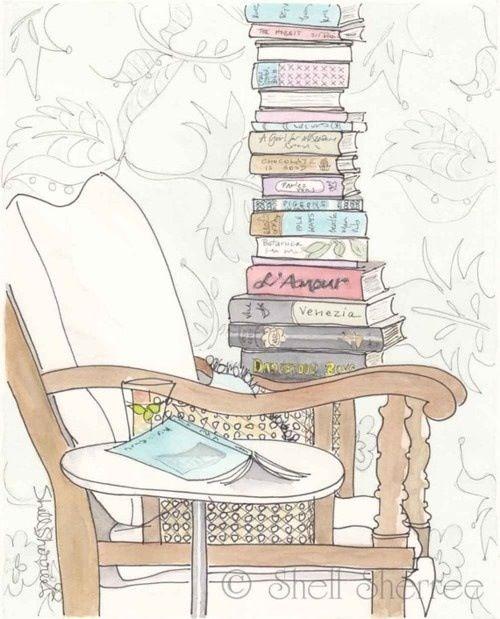#illustrations #books