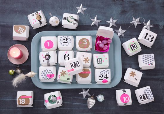Handmade - Do it yourself: Adventskalender
