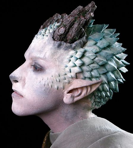 Special FX Monster Makeup by Cinema Makeup School, via Flickr