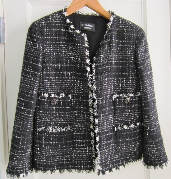CHANEL JACKET @Michelle Coleman-HERS $2500