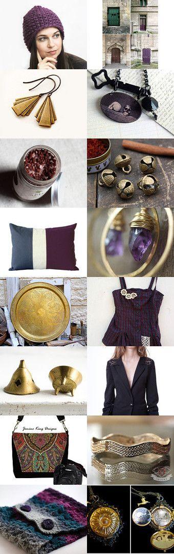 Weekend wish list by BJ on Etsy #knitting #hat #jewelry #bells #bath #handmade #gifts #ideas