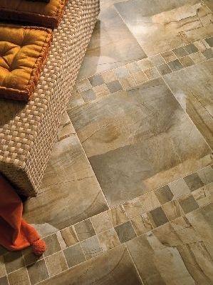 beautiful tile flooring