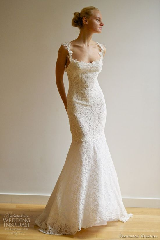francesca miranda spring 2013 claudette wedding dress