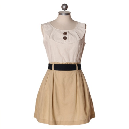 Love the cute and affordable collection of dresses over at Ruche.