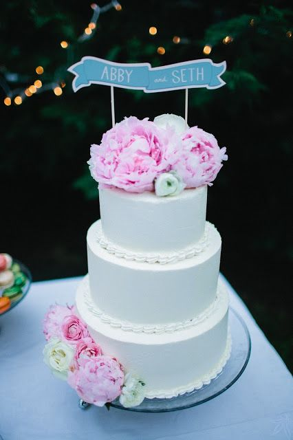 Wedding Photos Part X: The Reception #bakerstable