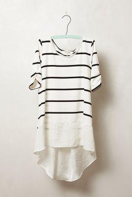 comfy striped top