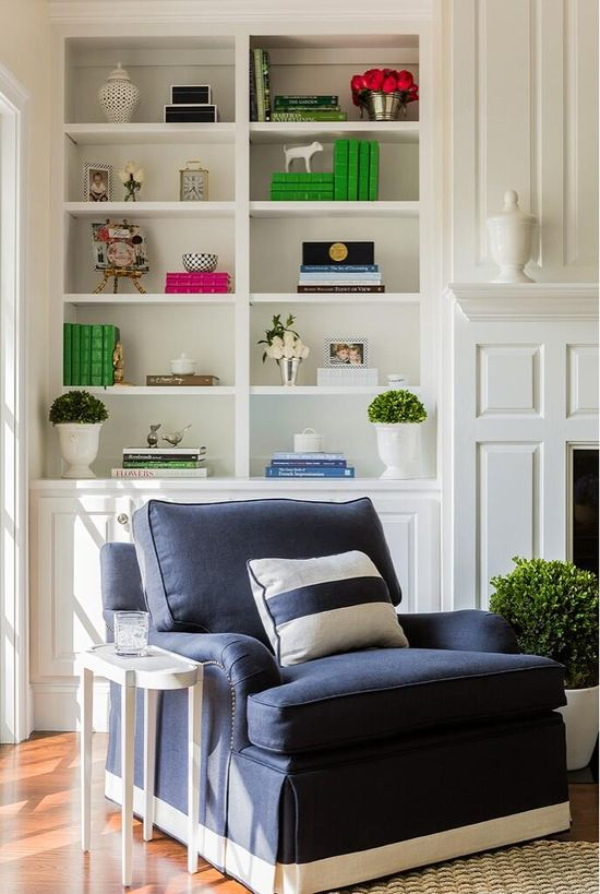 Chair: banding + styling