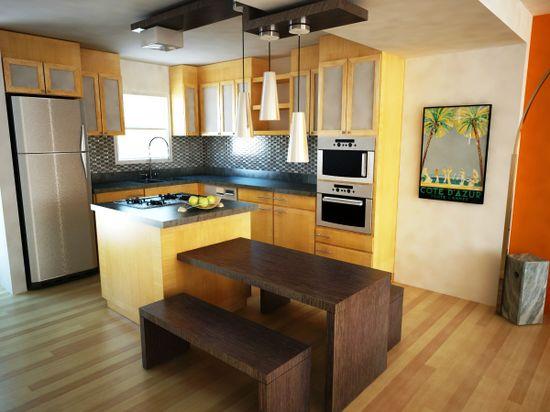 Best Simple Kitchen Design