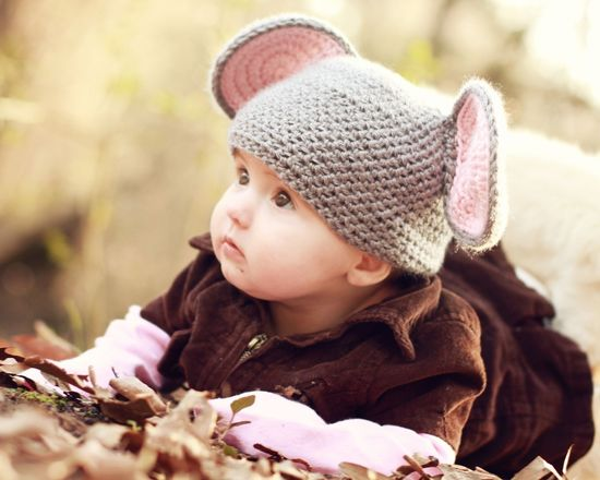 Babies in cute hats....