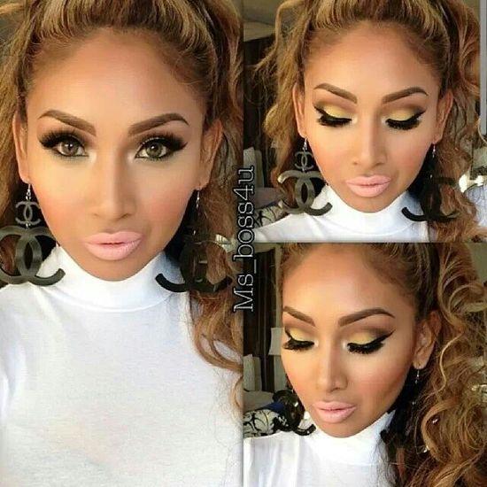 *eye makeup
