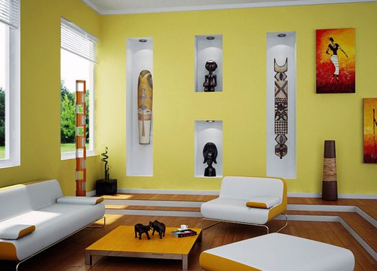 modern african design