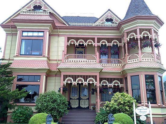 Gingerbread Mansion  Ferndale, CA