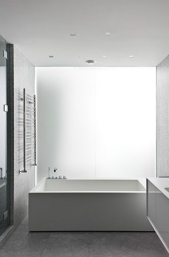 Minimalism #bathroom