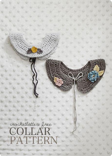 Free crochet pattern:  crochetlatte.com/...