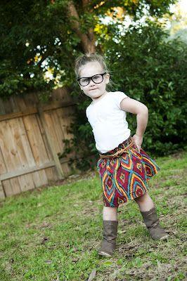 Very Homemade: The Boho Skirt with Tutorial! {Quick and Easy Elastic Waist Skirt Tutorial}