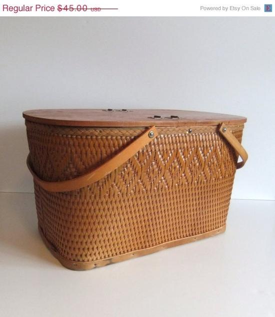 picnic basket!