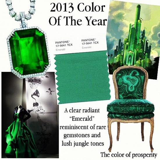 Emerald inspiration from @vergecreative #Sephora #SephoraPantone #ColoroftheYear