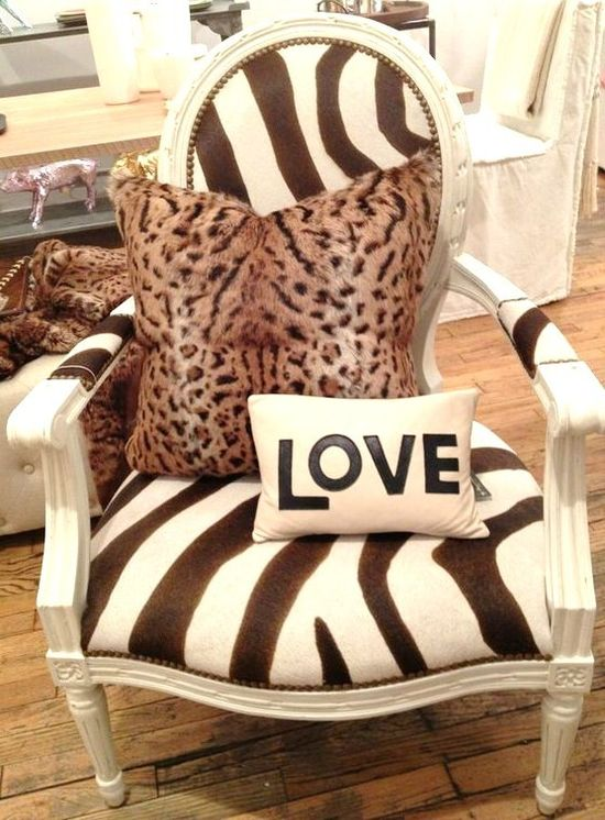 Zebra stripe #love. #decor