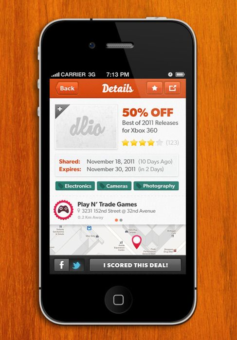 Dlio for iPhone by Assembly Co. (@assemblyco) - UltraUI