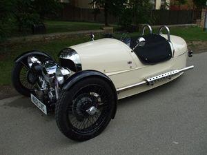 2012 Morgan 3 Wheeler Roadster