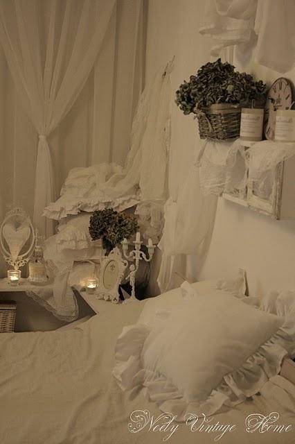 love the romantique style