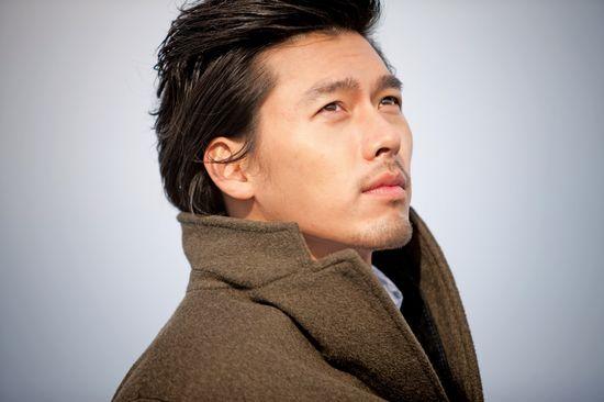 My newest Korean actor crush: Hyun Bin.