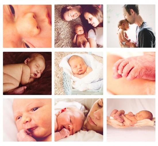 Newborn photography www.familycreativ...