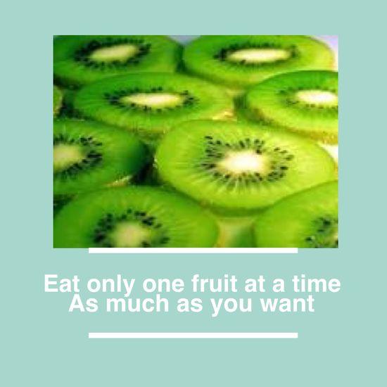 Healthy eating balance tip