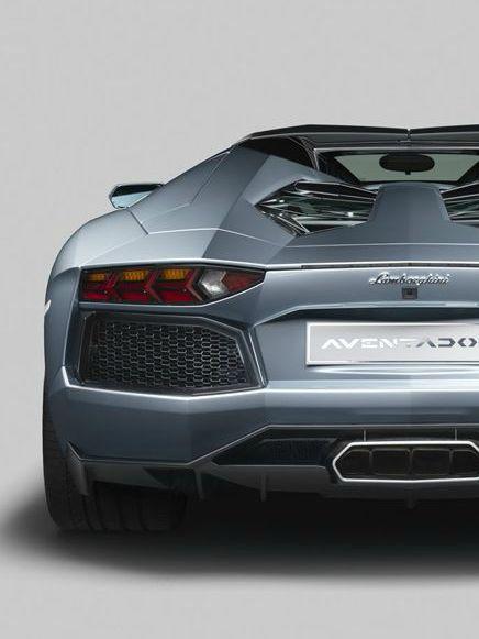 Lamborghini Roaster