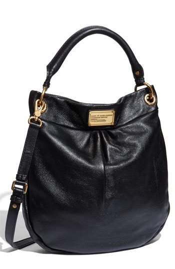 Marc by Marc Jacobs 'Classic Q - Hillier' Hobo - I need this.