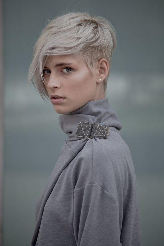 Gray Oversized Turtleneck Sweatshirt             - Pretty Nice Style (PNS)