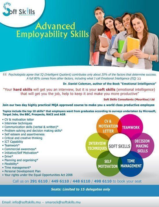 Soft Skills (Mauritius) #self personality #softskills #soft