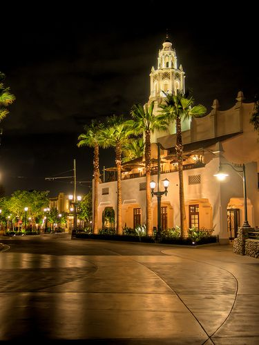Buena Vista Street - Disney California Adventure