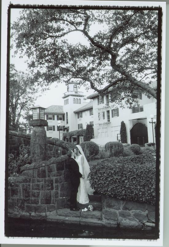 Columbia Gorge Hotel, Hood River 1920
