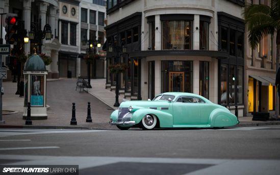 Mind-blowing car!