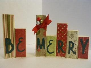 Christmas sign...