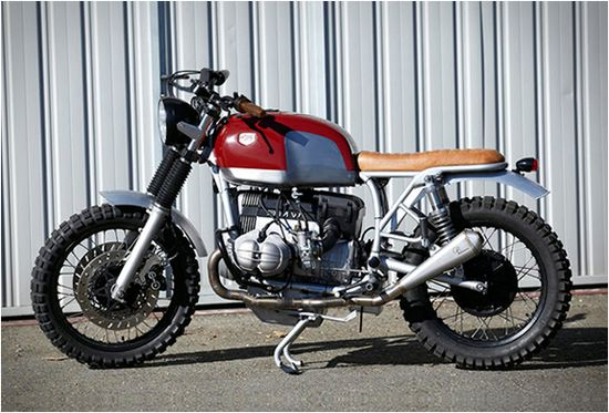 BMW R100 By cafe racer dream
