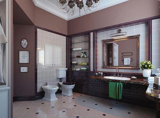 20 Bathroom Interior Color