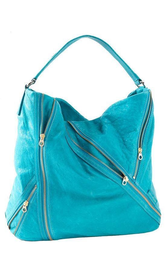 Sky Blue Hobo Bag by Marc Jacobs