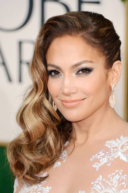 Celebrity inspired wedding makeup: Jennifer Lopez