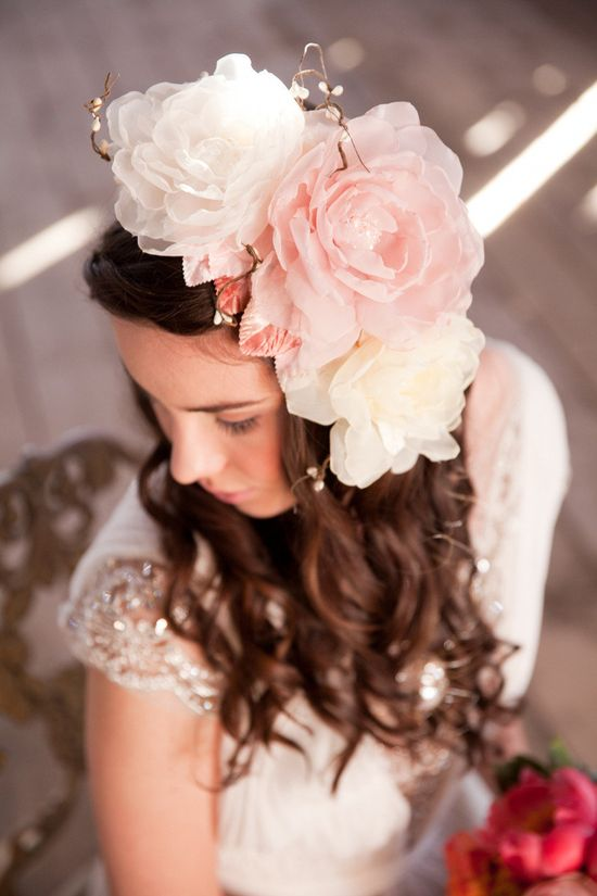 Boho Chic Inspired Photo Shoot from Magnolia Studios + Blossom Events  Read more - www.stylemepretty...
