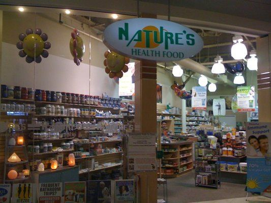 Nature's Health Food, Toronto.
